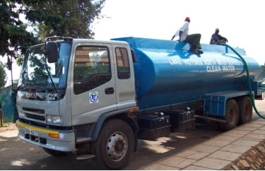 Lorry Tanker