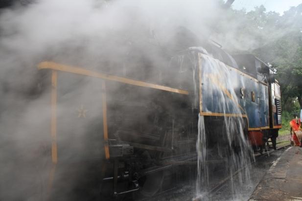 Leaking Steam Engine